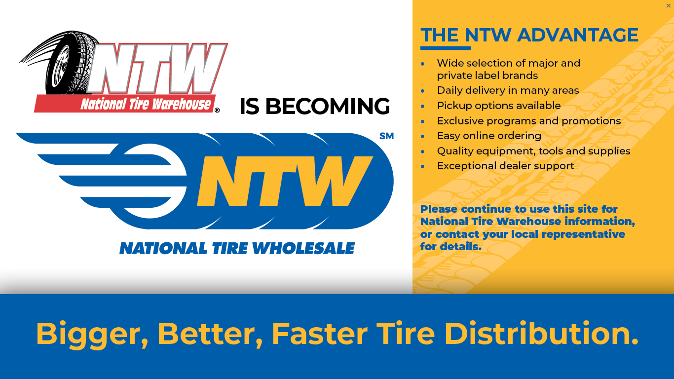 Tire Wholesale Warehouse >> National Tire Warehouse