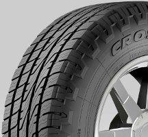 Tire on Big O Tires   Nitto Crosstek