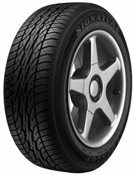 Tire Warranty on Dunlop Singature 205 60 16   Big O Tires Carries The Singature By