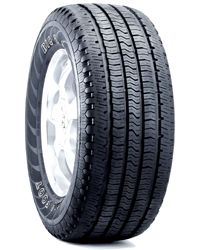 Tire on Big O Big Foot A T Sport Touring Lt265 70r17 E   Big O Tires Carries