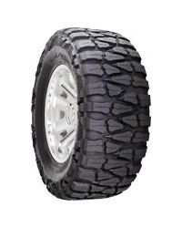 38x15.50R18LT D 128Q Nitto Mud Grappler® Extreme Terrain Mud Tires