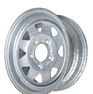 Galvanized Spoke Wheels