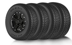 BF AT Tires