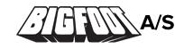 Big Foot AS Logo