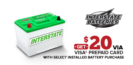 Battery Promo