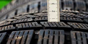 Proper Tire Tread Depth