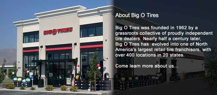About Big O Tires