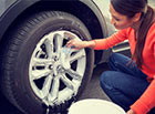 Wheel Cleaning Demo